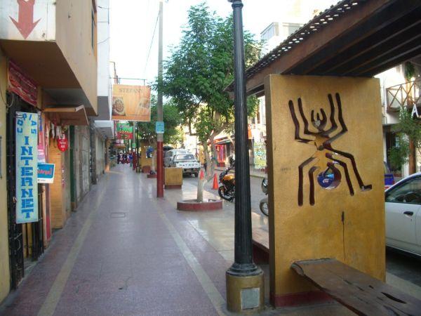 Nasca Main Street