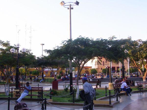 Nasca Armas Place