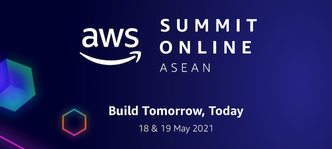 AWS Summit Online ASEAN   Build Tomorrow, Today