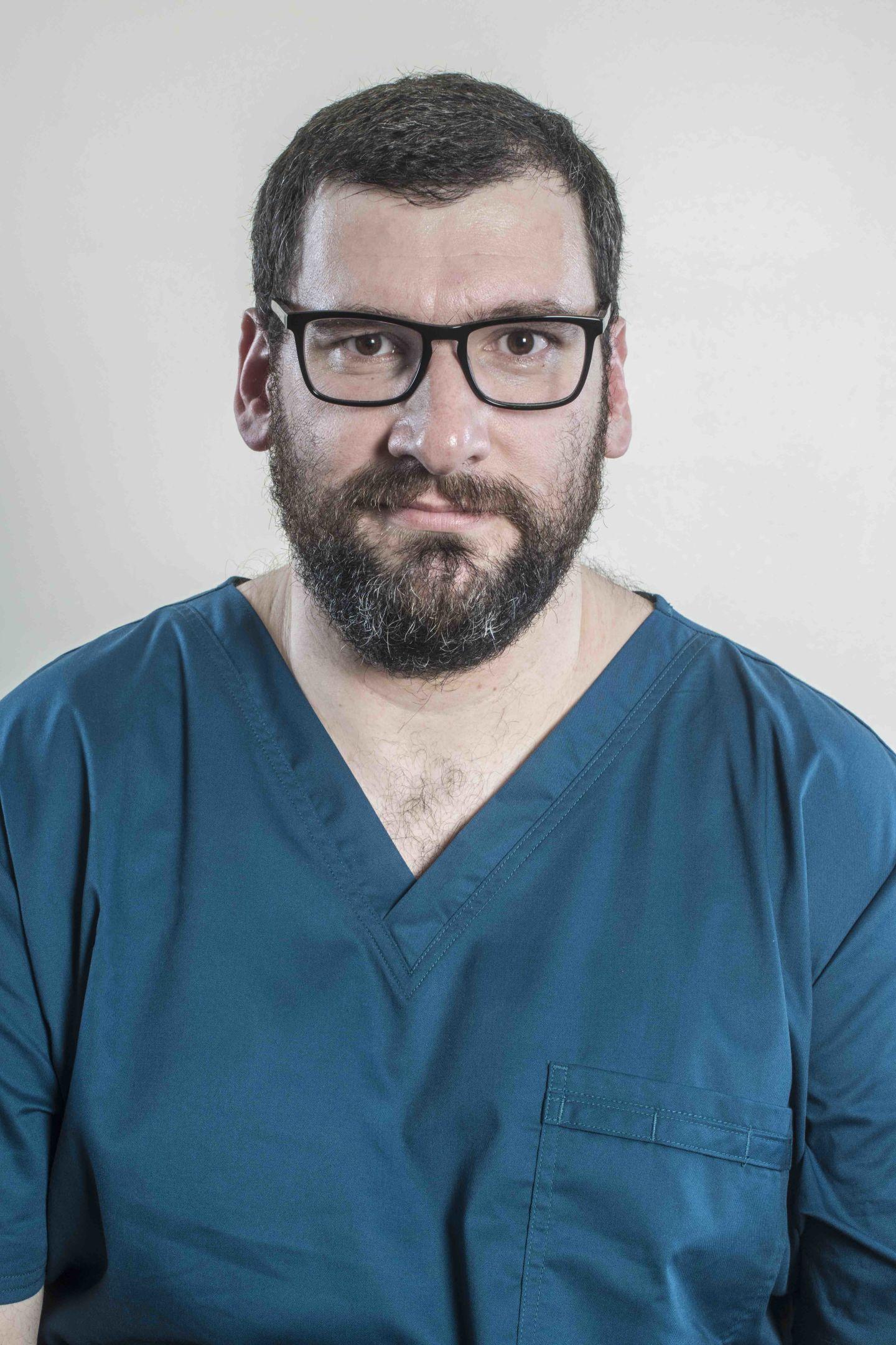 Dr. Gabriel Parma