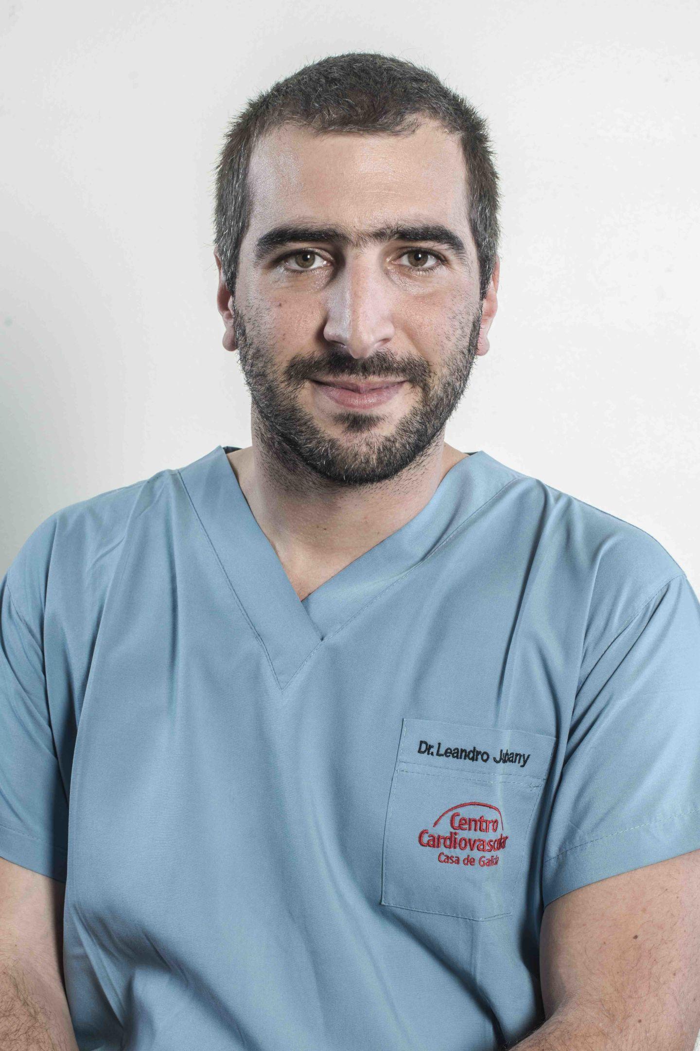 Dr. Leandro Jubany