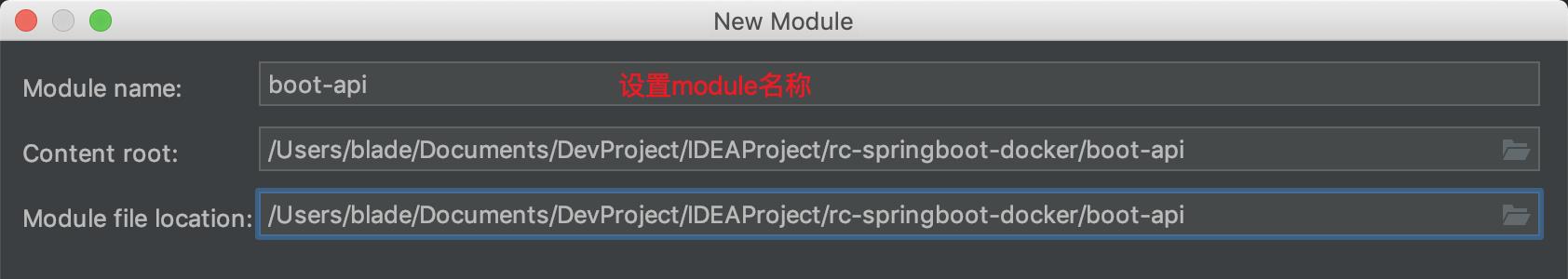 idea-module-maven-name
