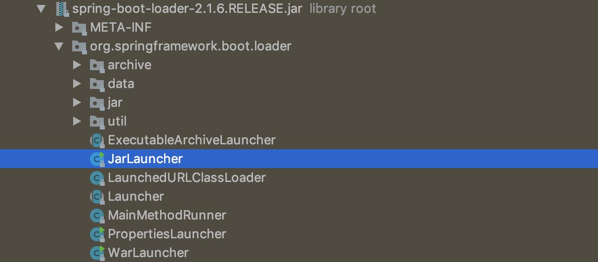 spring-boot-loader-jarlauncher