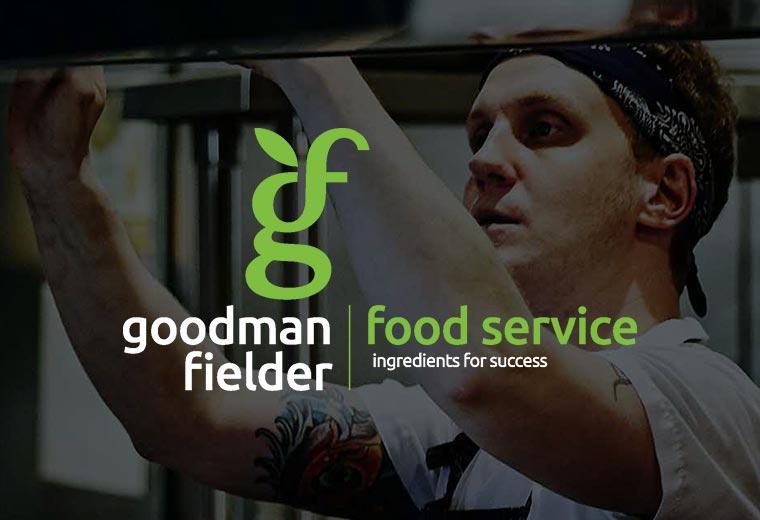 Goodman Fielder Food Service logo