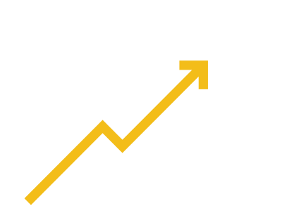 Ascend mountain icon