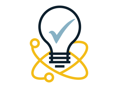 Atomic idea icon