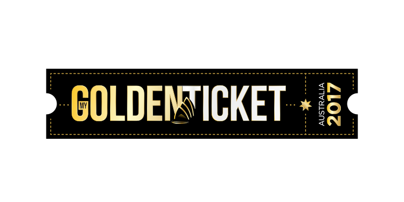 My Golden Ticket logo