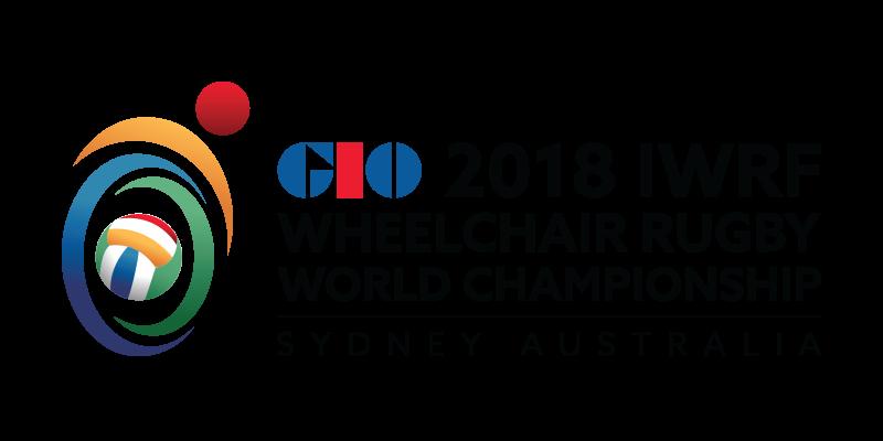 Wheelchair Rugby World Championships logo