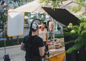 Behind the Scenes Image