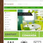 creare magazin online mobila