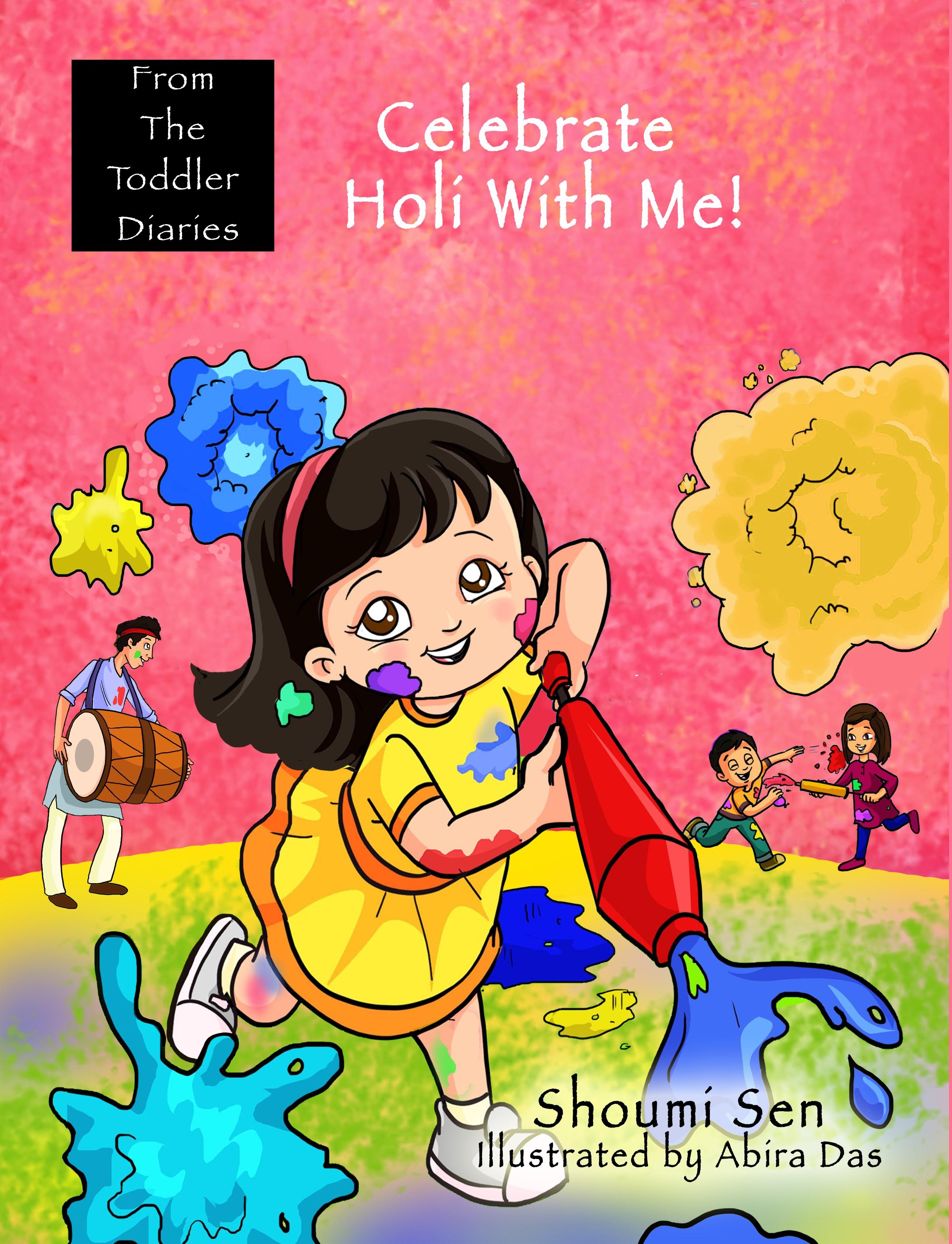 Holi books for children and preschoolers