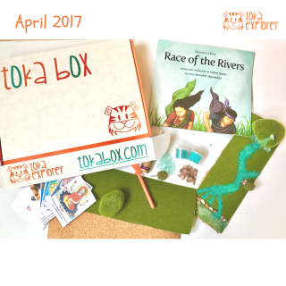 Toka Explorer - April 2017