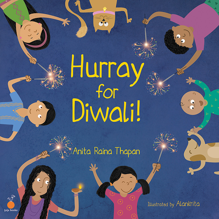 Hurray for Diwali