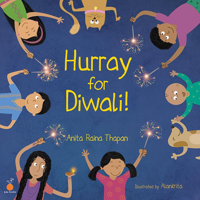 Hurray for Diwali