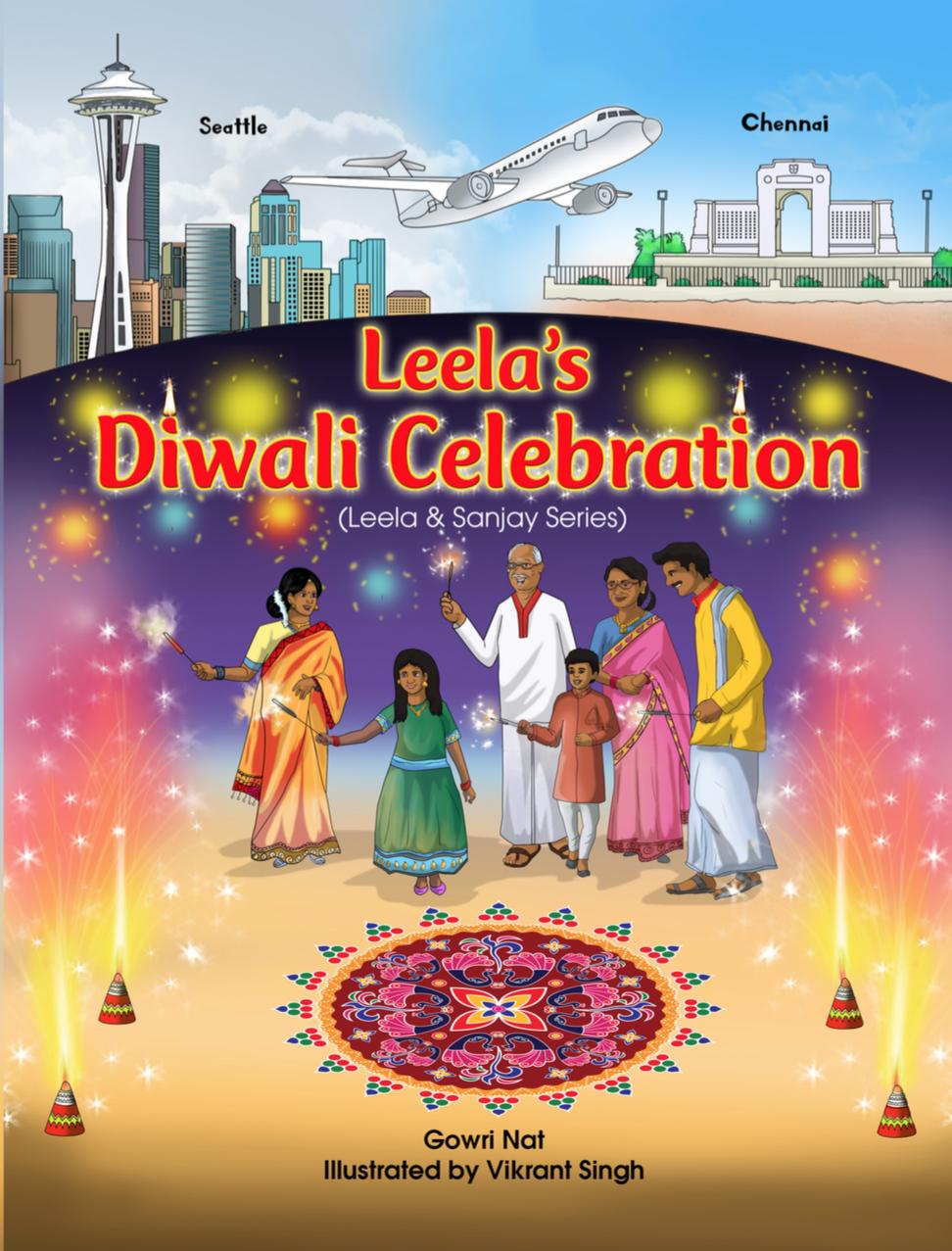 Leela's Diwali Celebration