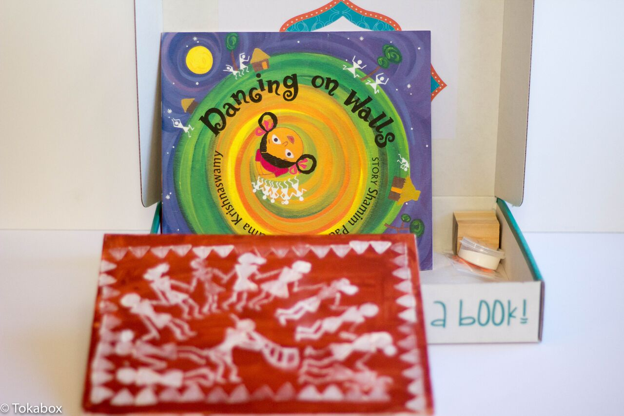SALE! - Warli Art for Preschoolers
