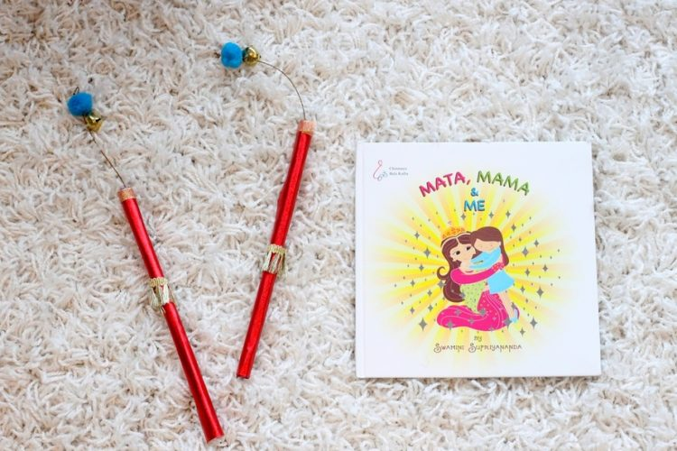 Book on Navratri Celebrations for Preschoolers