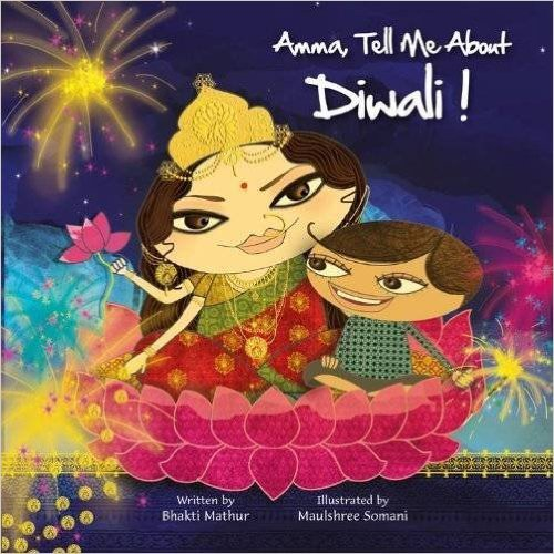 Amma, Tell me About Diwali