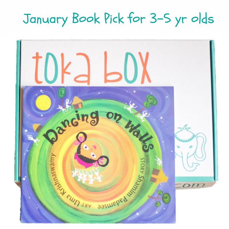 Warli Art books for children and preschoolers