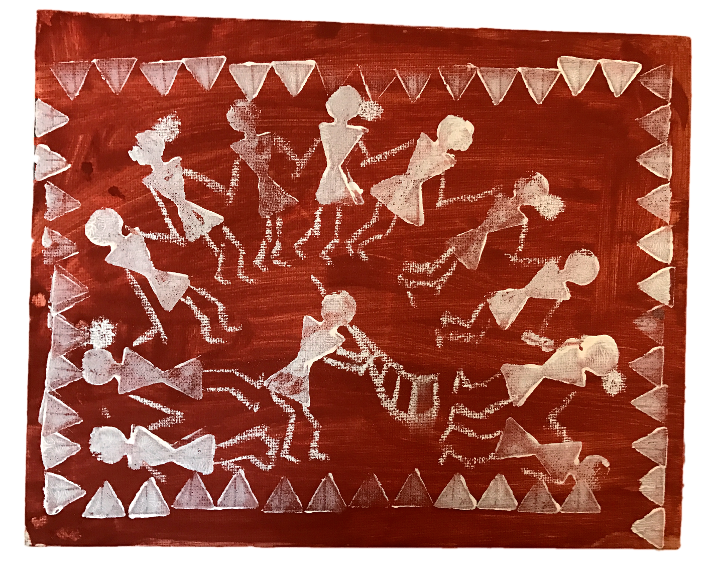 Warli Art for Kids