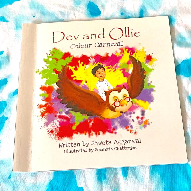 Holi books for kids