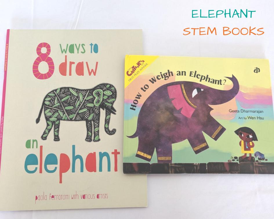 Elephant Book Bundle - STEM