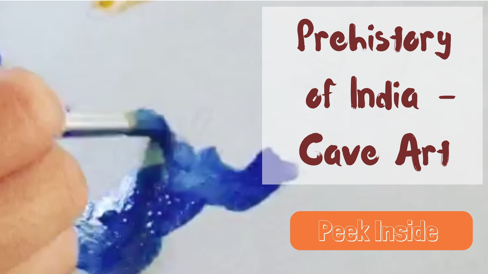 Explore Cave Art with Kids