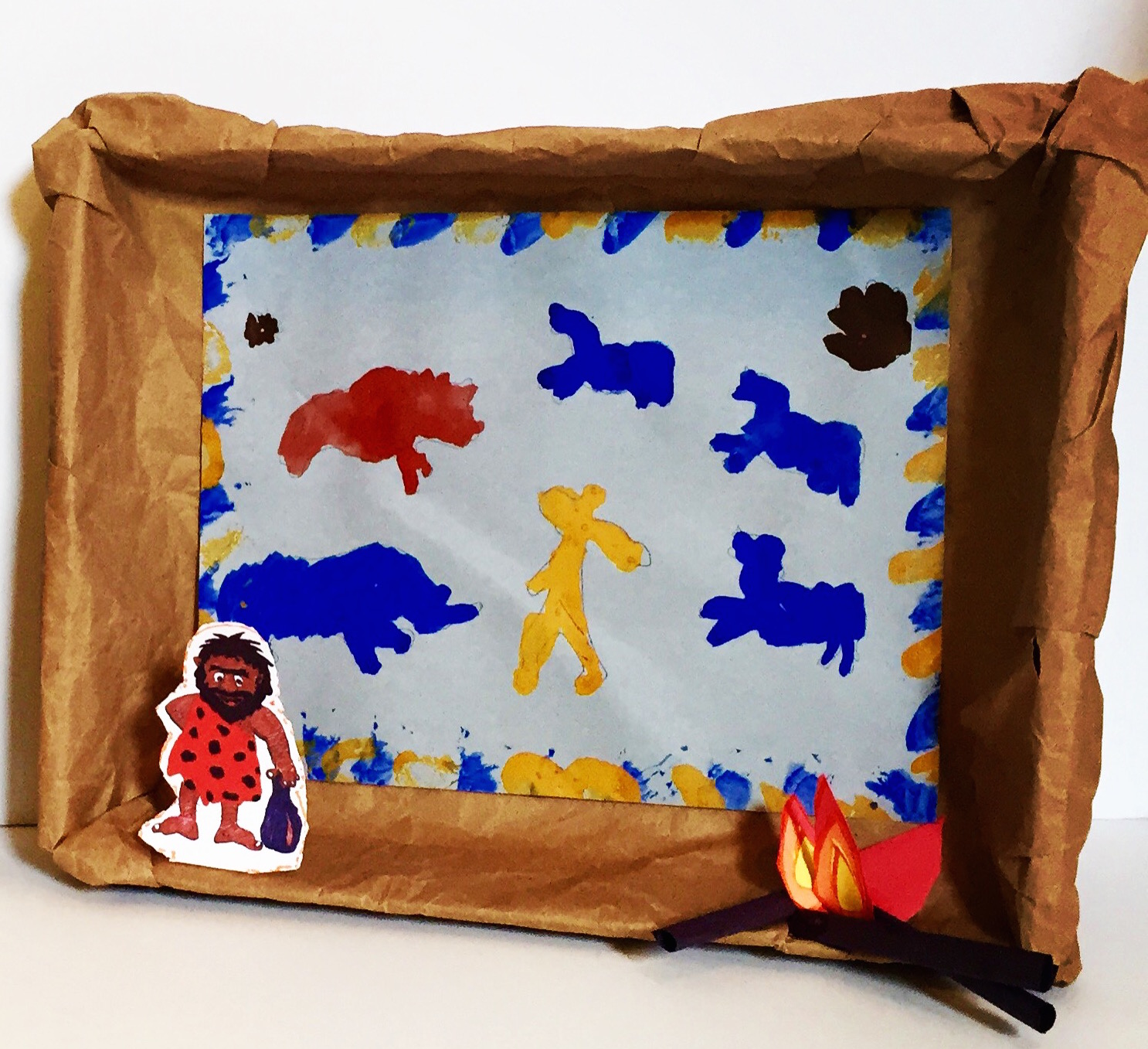 Cave Art for Kids