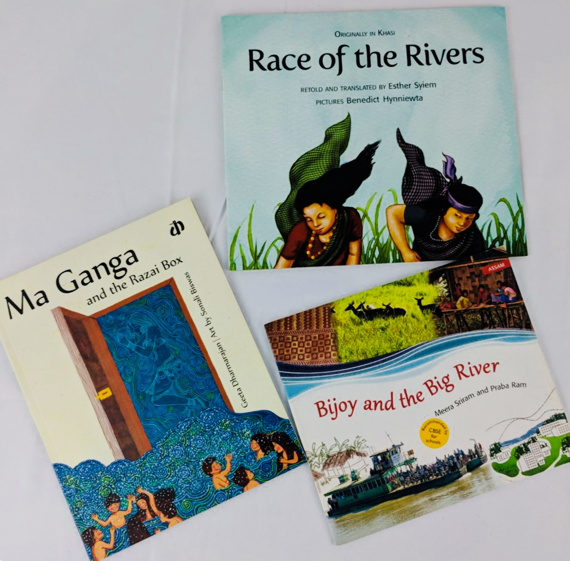 River Book Bundle from Toka Box