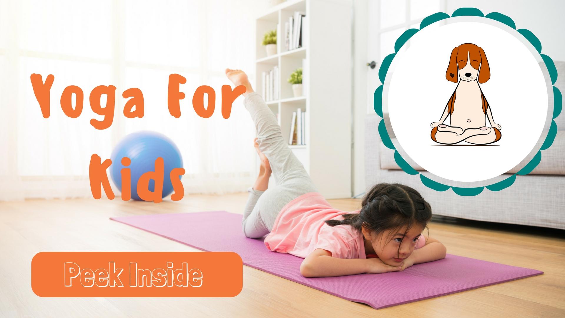 Yoga for grade schoolers