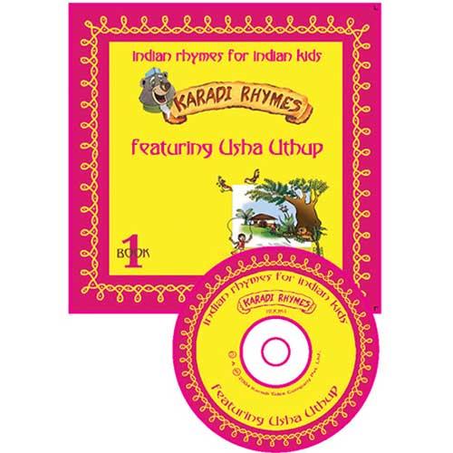 Karadi Rhymes Featuring Usha Uthup