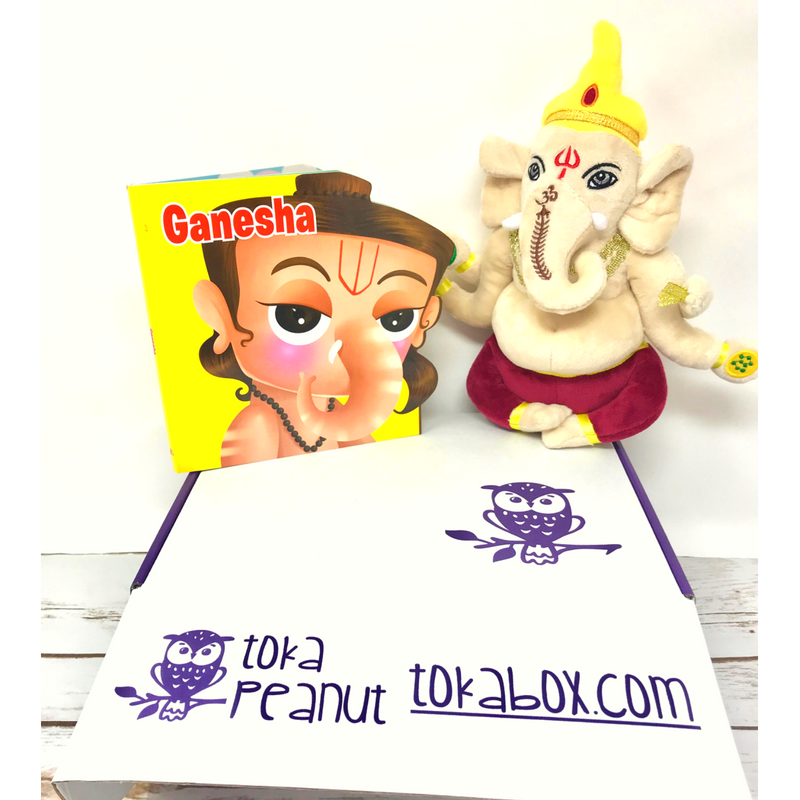 Ganesha Books and Toys for Kids