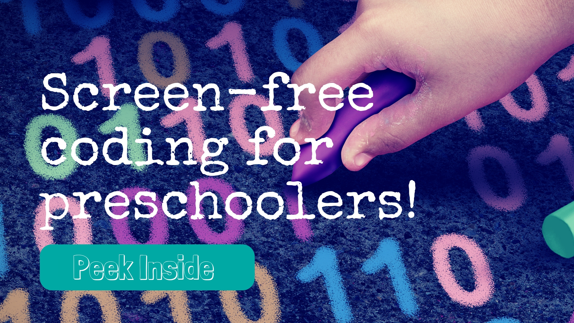 screen-free coding for preschoolers