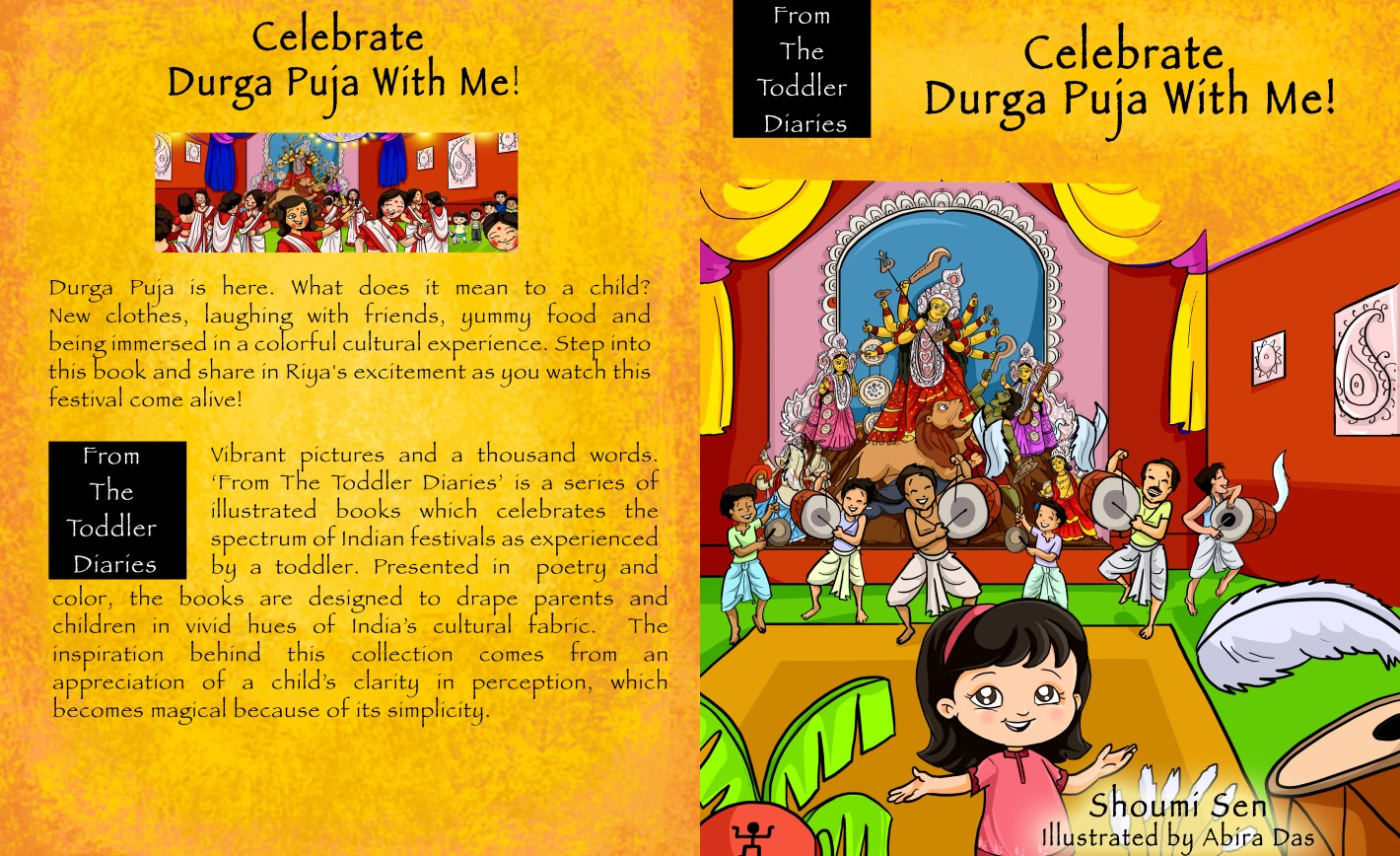 Celebrate Durga Puja With Me