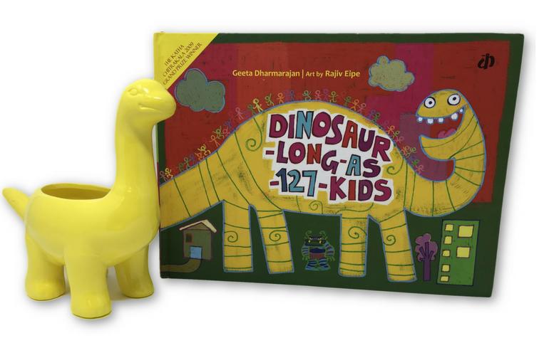 Dinosaur-Long-as-127-kids