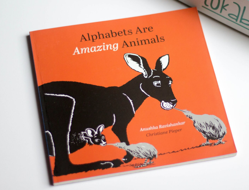 Alphabets are Amazing Animals