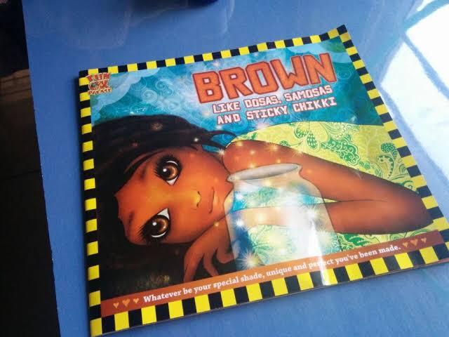 Brown Like Dosas Samosas and Sticky Chikki