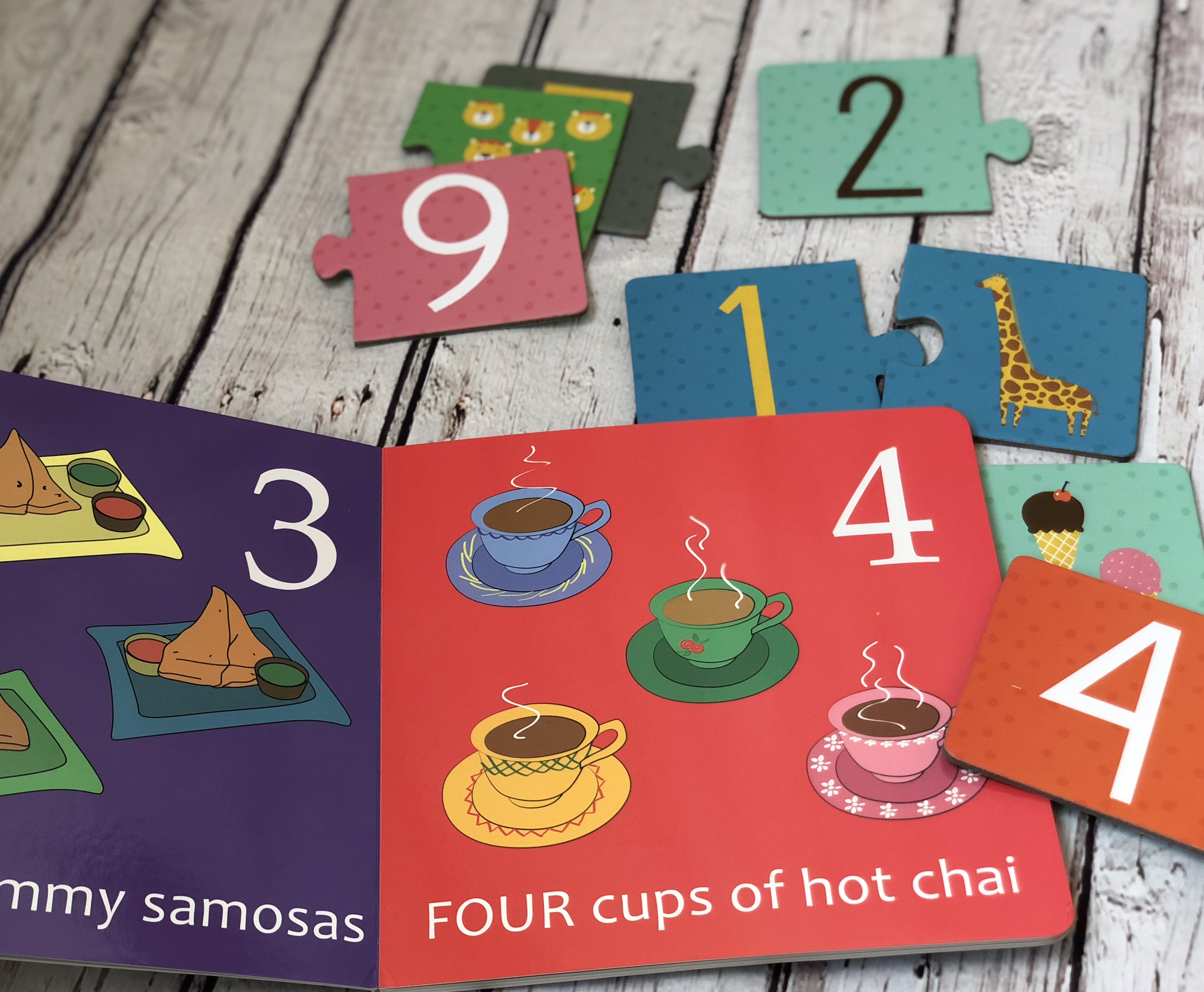 Numeracy for Babies and Toddlers