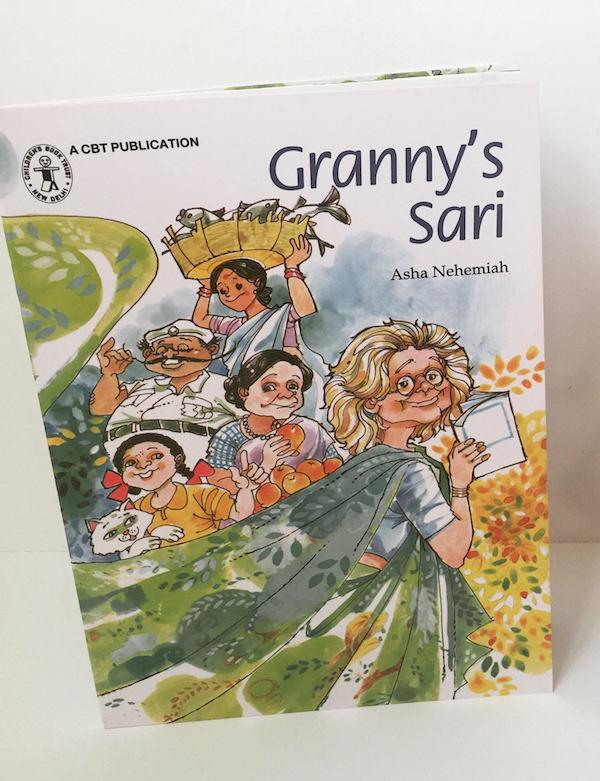 Granny's Sari
