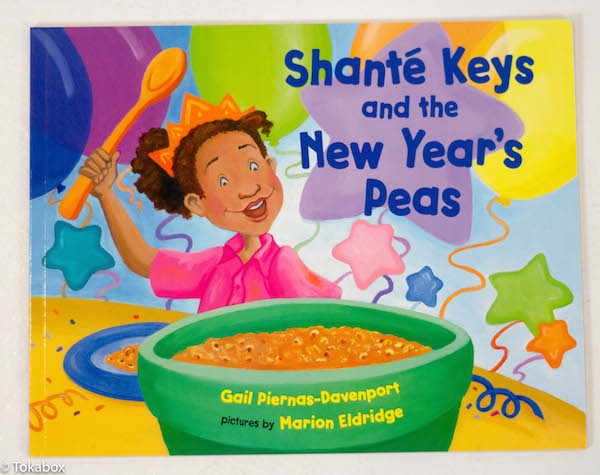 Shante' Keys and the New Years' Peas