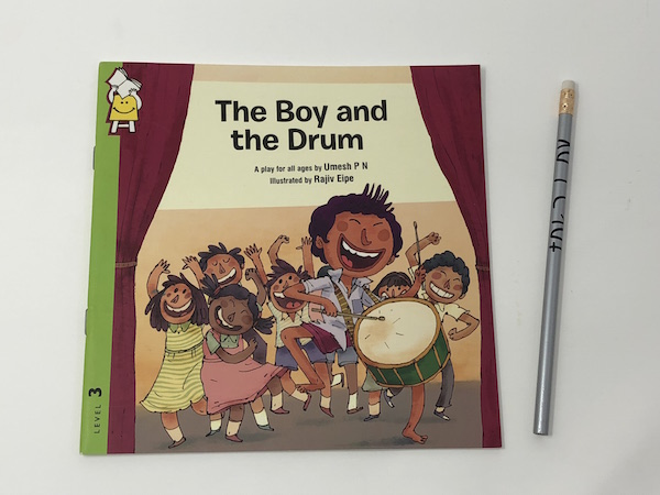 Boy and the Drum