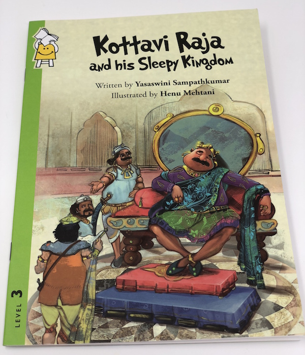 Kottavi Raja and His Sleepy Kingdom