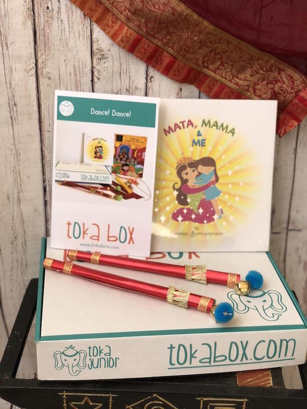 Toka Junior Navratri Box