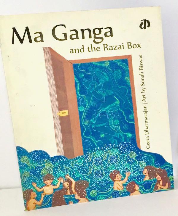 Ma Ganga and the Razai Box