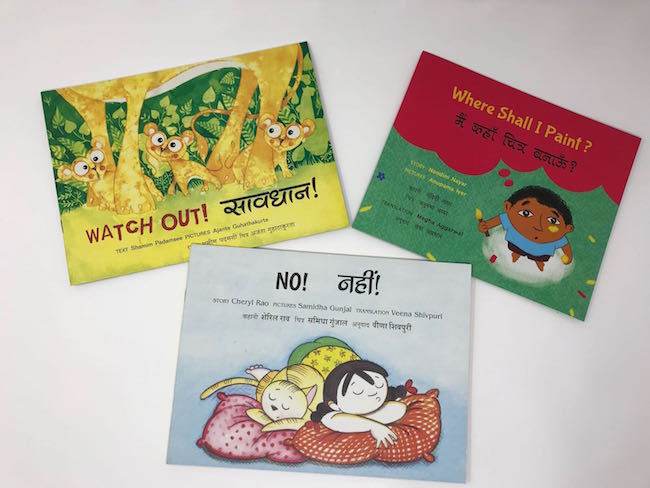 Bilingual Book Bundle - Tulika Books
