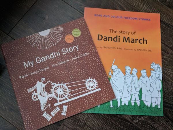 Gandhi Bundle - My Gandhi Story/ The Story of Dandi March