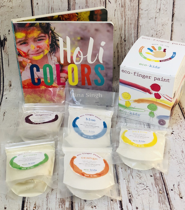 Holi Box for Babies and Toddlers