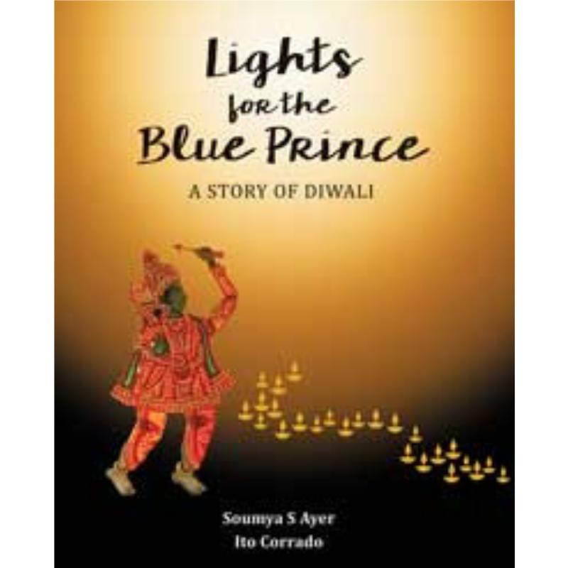 Lights For the Blue Prince - Story of Diwali