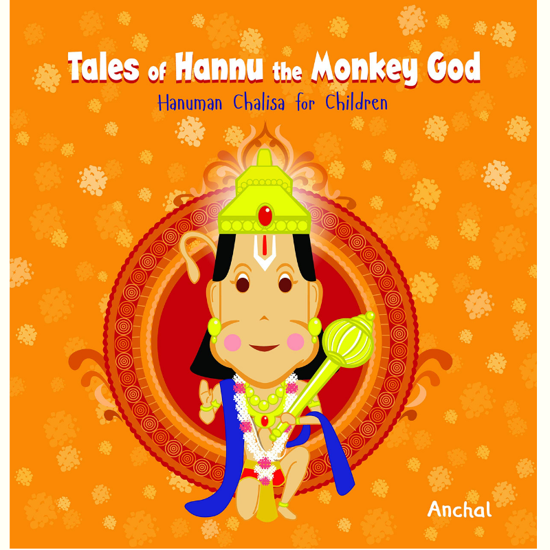 Tales of Hannu the Monkey God