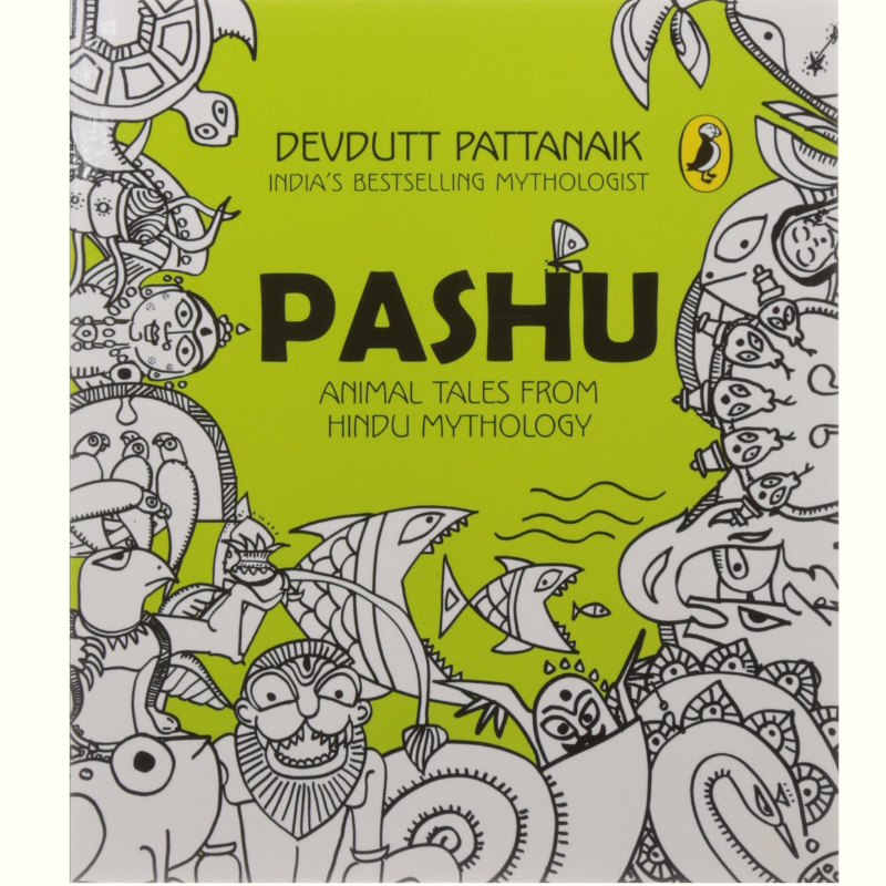 Pashu - Animal Tales from Hindu Mythology